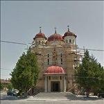 Romanian Orthodox Cathedral from Targu Jiu (StreetView)