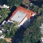 Christian Slater's House (Google Maps)