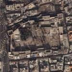 Damascus Citadel (Google Maps)