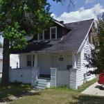 Madison Heights house pre-demolition (StreetView)