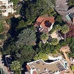 Mindy Kaling's House (Google Maps)
