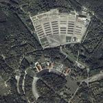 Buchenwald concentration camp (Google Maps)
