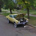 Old Chevy On Dubs (StreetView)