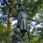 Statue of Christopher Columbus (StreetView)