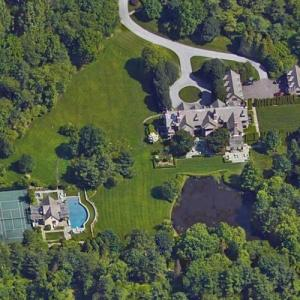 Jay Goldman's House (Google Maps)