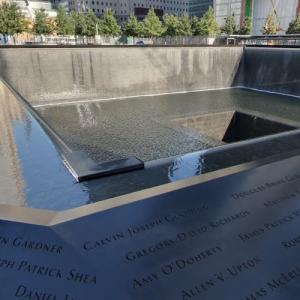9/11 Memorial - North Pool (StreetView)