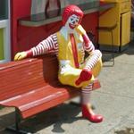 Ronald McDonald (StreetView)