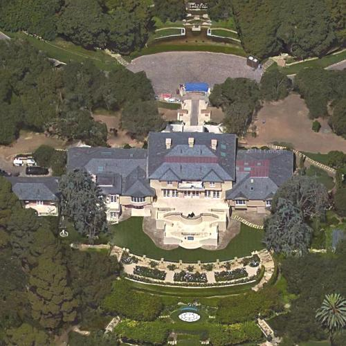 Oprah Winfrey's House (Google Maps)