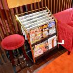 Magazine Selection (StreetView)