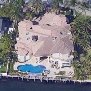 Len Schenker's house (Google Maps)