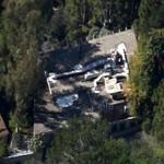 Barbara Bain's House (Former) (Google Maps)