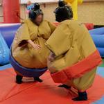 Sumo wrestling suits (StreetView)
