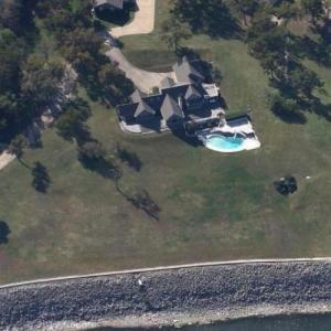Ross Perot's House (Google Maps)