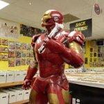 Iron Man (StreetView)