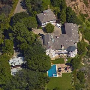 Jessica Alba's house (Google Maps)