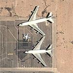 Saddam's Jets: Two Iraqi Boeing 747s (Google Maps)