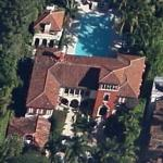 Danny Huston's House in Magic City (Google Maps)