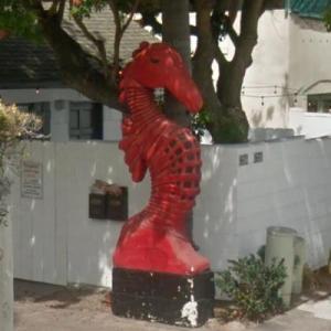 Seahorse (StreetView)