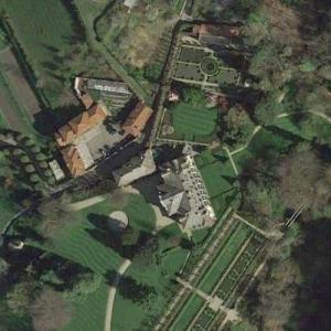 Donna Marella Agnelli's House in Villar Perosa, Italy ...