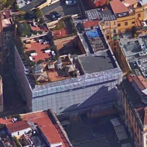 Valentino Garavani's House (Google Maps)