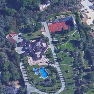 Jesus Gil's House (former) (Google Maps)