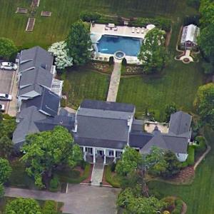 Ronnie Dunn's House (Google Maps)