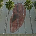 'Ear' by John Baldessari (StreetView)
