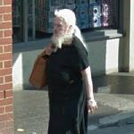 Brenda, The Bearded Lady of Guildford (StreetView)