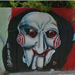 Billy the Puppet (Saw) (StreetView)