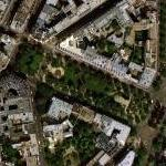 Pace des Etats Unis (United States Plaza) (Google Maps)