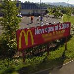 McDonald's Sign (StreetView)