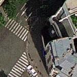 Paris Metro Station - Eglise d'Auteuil (Google Maps)