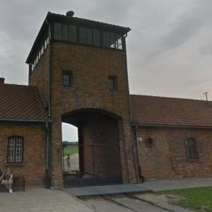 Auschwitz II-Birkenau Concentration Camp (StreetView)