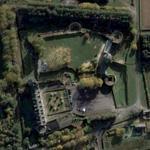 La Groulais castle (Google Maps)