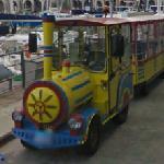 Tourist train (StreetView)