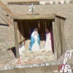 Nativity scene (StreetView)