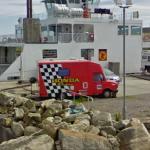 Honda Racing Van