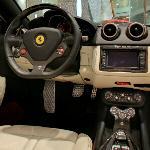 Ferrari interior (StreetView)