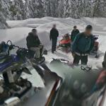 Snowmobile Meetup