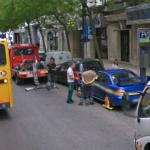 Getting Towed in Lisbon (StreetView)