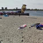Kite-Surfboard