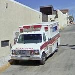 Ford ambulance