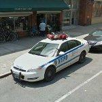 NYPD cruiser (StreetView)