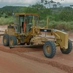 Road grader (StreetView)