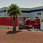 Jimmy Stephenson racing haul trailer & RV