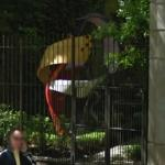 'Ballerina' by Jerry Peart (StreetView)