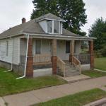 Demolished Home (StreetView)