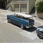 Checker Wagon (StreetView)