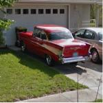 '57 Chevy (StreetView)