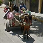 Horse drawn vehicle (StreetView)